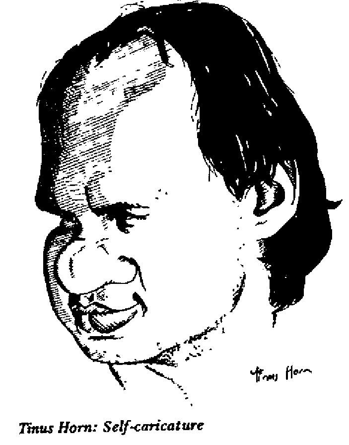 Tinus Horn