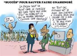 Togo election succes