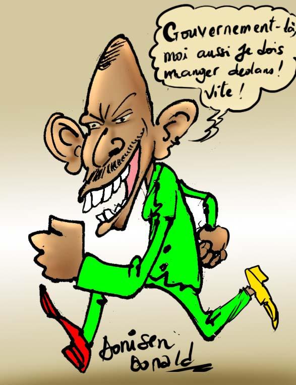 Togolese minister