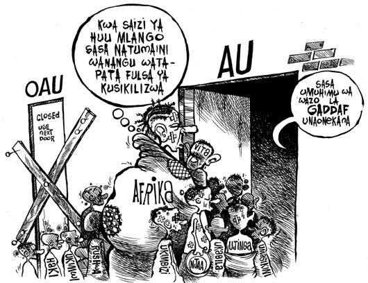 Kijatsi - African Union