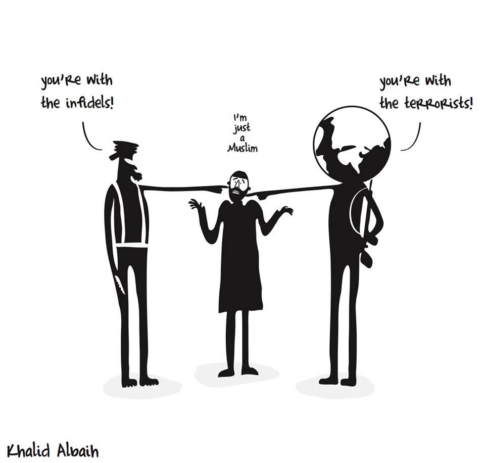 albaih-i'm just a muslim