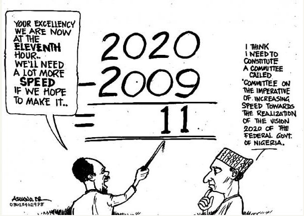 EB Asukwo- Committee of Increasing Speed