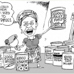 EB Asukwo- Desperate Sales cartoon