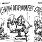 EB Asukwo- Development Ghouls cartoon