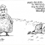 EB Asukwo- Make Believe cartoon