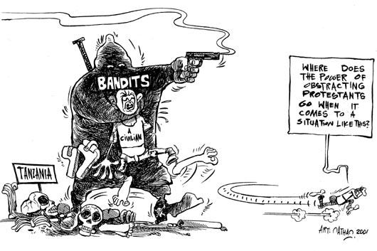 Kijasti - Bandits