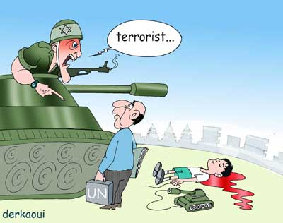 Derkaoui Abdellah - Who's the Terrorist?