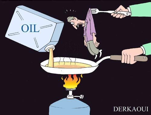 Derkaoui Abdellah - The Resource Curse