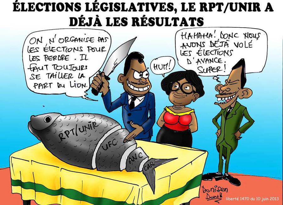 donald donisen-elections legislatives