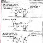 Obe Ess- Riddle cartoon