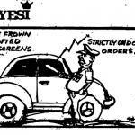 Dotun Gboyega- Tinted Windscreens cartoon
