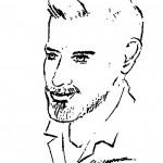 Ed Harmse self portrait