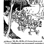 Alf Hayes- Hi Ho Hi Ho cartoon