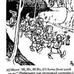 Alf Hayes- Hi Ho Hi Ho cartoon