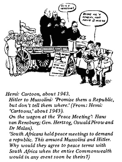 Hemi- Promise a Republic cartoon