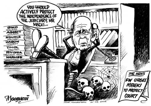 Wilson Mgobhozi - Hypocritical Desk Clerk