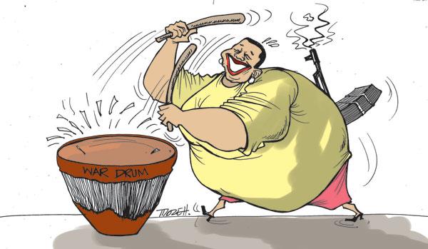Balagadde - War Drum