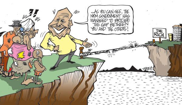 Balagadde - Wage Gap