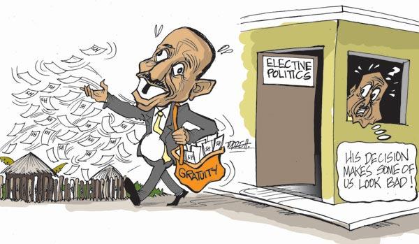 Balagadde - Elective Politics