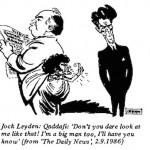 Jock Leyden- Don't Look at Me cartoon