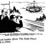 Jock Leyden- Preparing for a Visit cartoon
