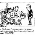Len Lindeque- Protect Us cartoon