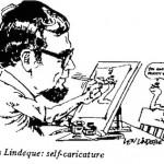 Len Lindeque- Self Caricature