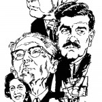 Len Lindeque- Why So Big cartoon