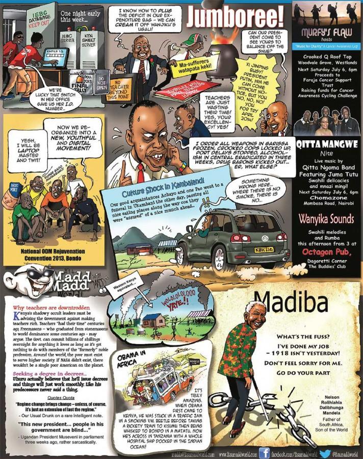 madd-madd world jumboree