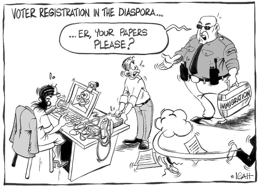 muigal-voter registration in the diaspora