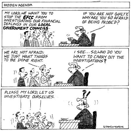 Stanley Nwa - Hidden Agenda
