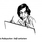 Vella Padayachee- Self Caricature