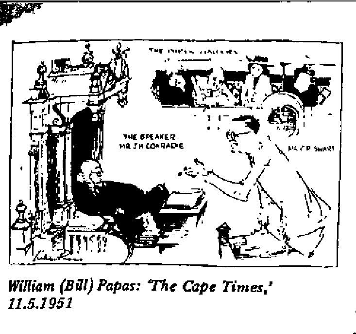 William Papas - The Speaker