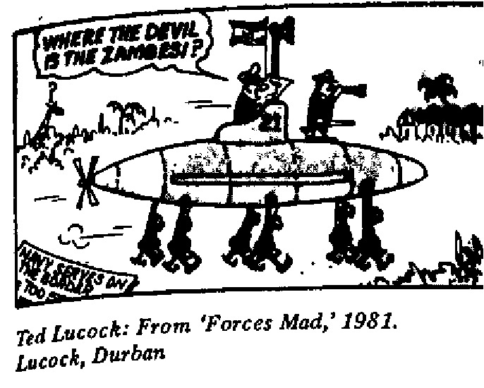 Lucock - Forces Mad