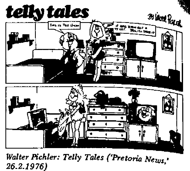 Walter Pichler - Telly Tales