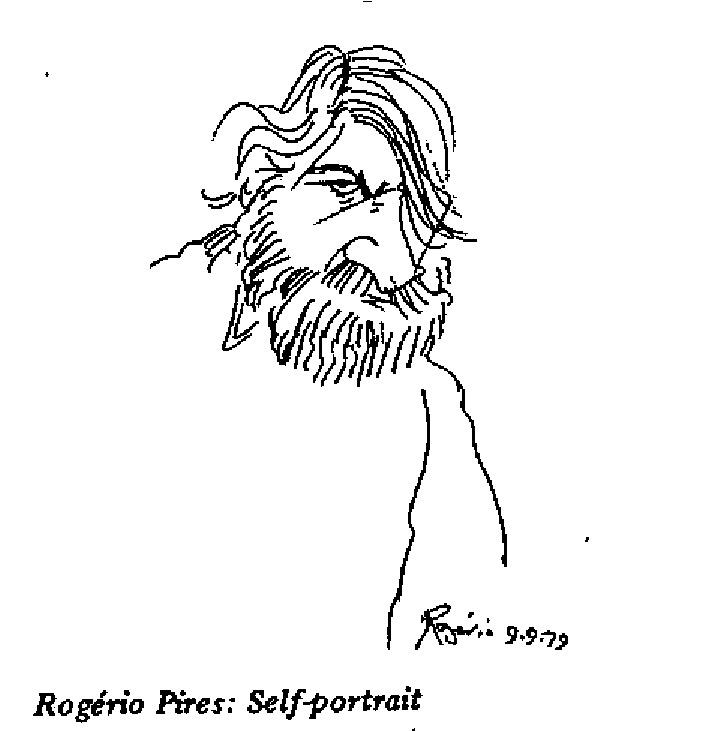 Rogério Pires - Self Portrait