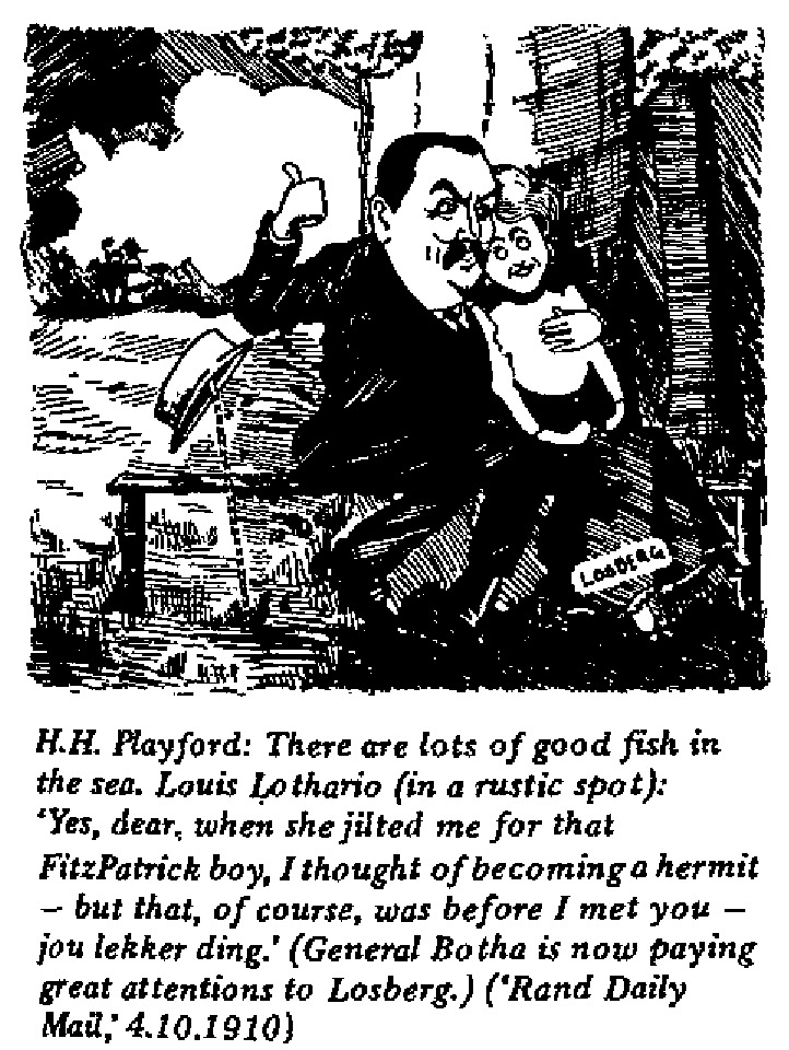 H.H. Playford - Lots of Good Fish in the Sea