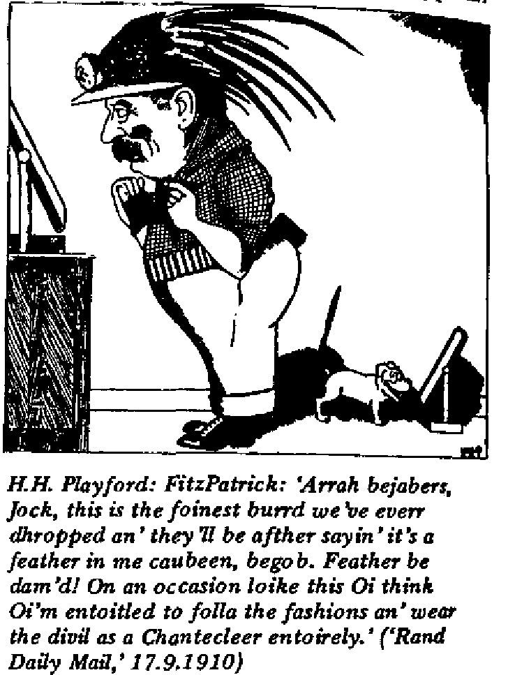 H.H. Playford - Chantecleer