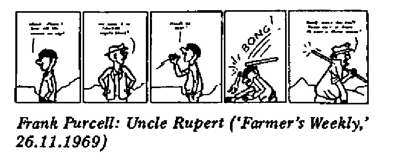 Frank Purcell - Uncle Rupert