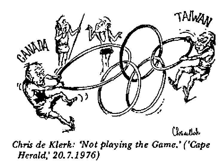 Chris de Klerk - Not Playing the Game