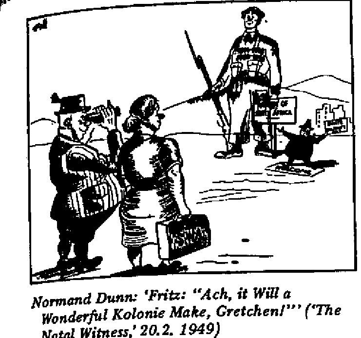 Normand Dunn - Wonderful Kolonie