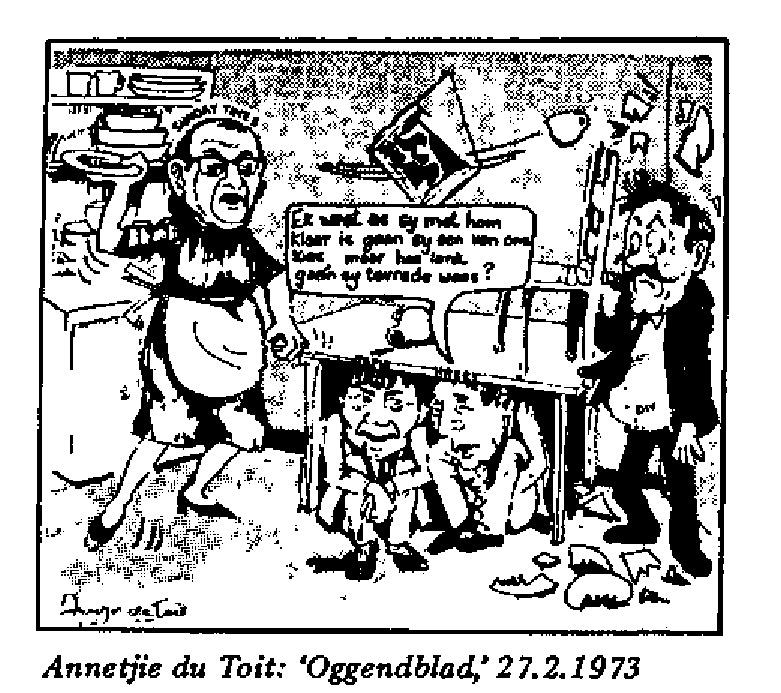 Annetjie du Toit - Oggendblad