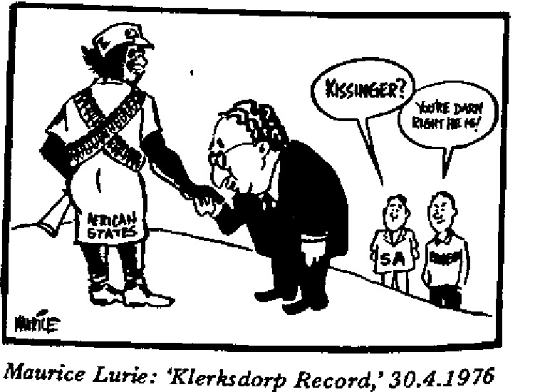 Maurice Lurie - Klerksdorp Record