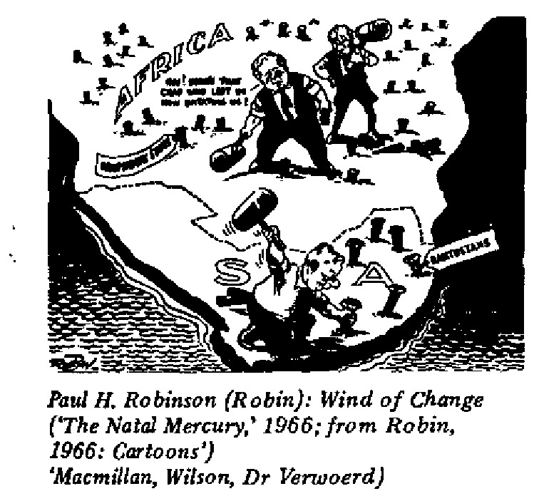 Paul Robinson - Winds of Change