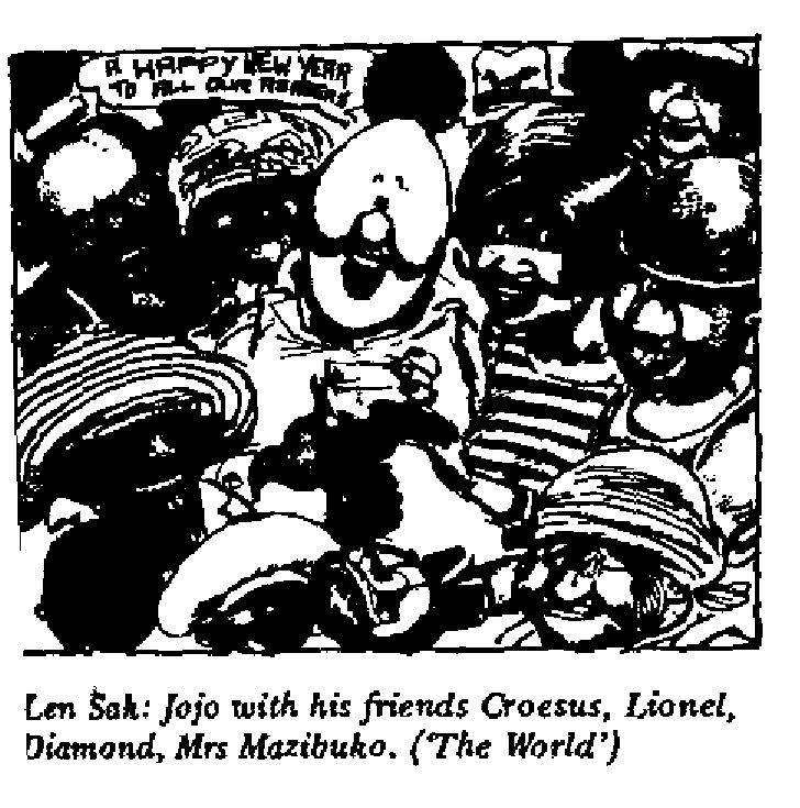 Len Sak - Jojo and Friends