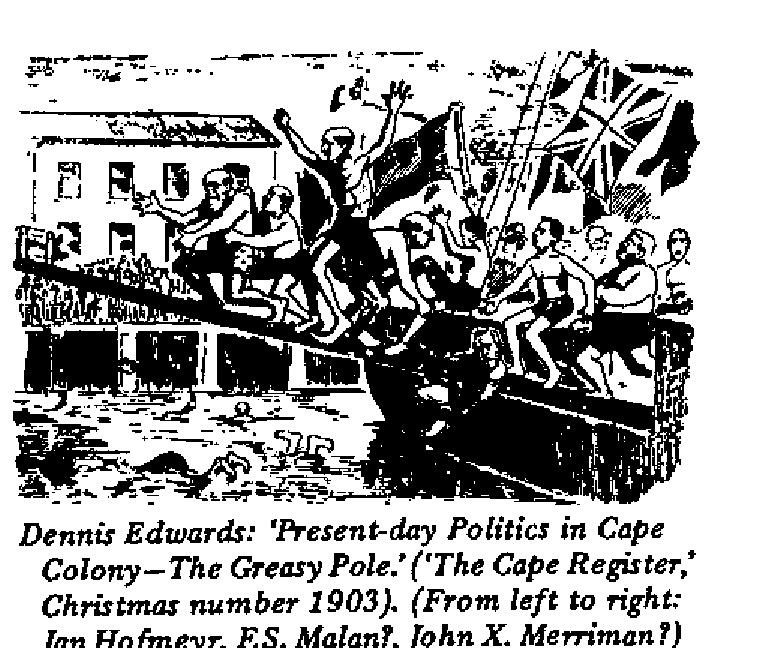 Dennis Edwards - Present Day Politics in Cape Colony