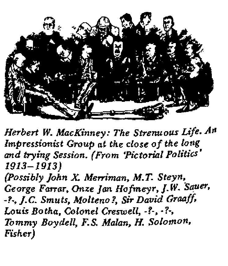 Herbert MacKinney - The Strenuous Life