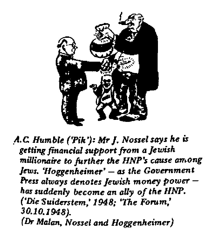 A.C. Humble - Jewish Money Power
