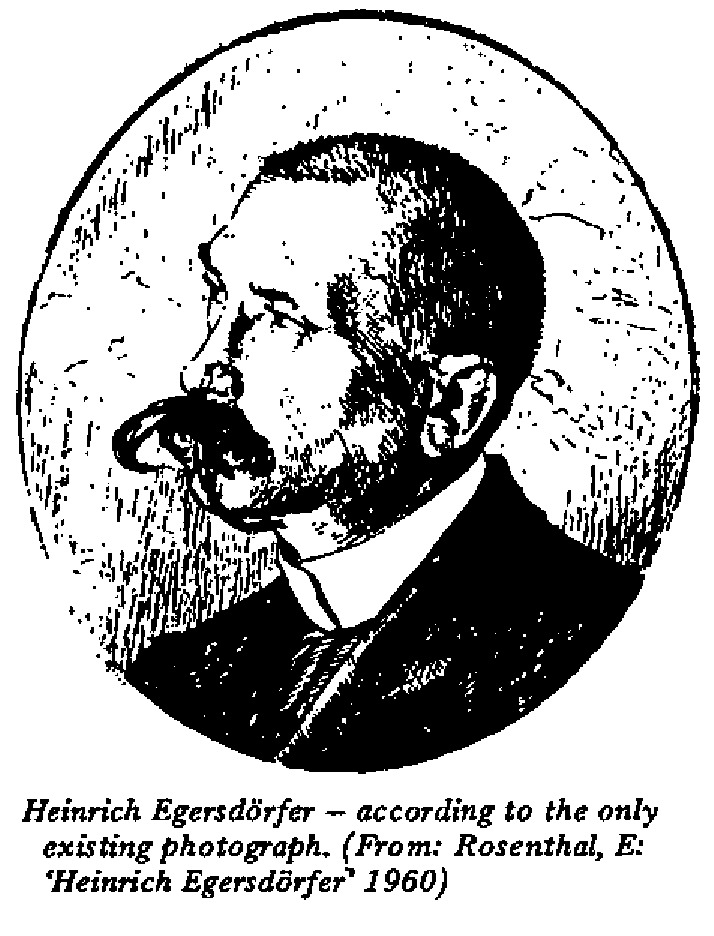 Heinrich Egersdörfer - Portrait