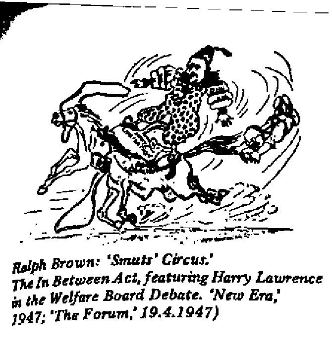 Ralph Brown - Smuts Circus